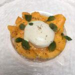 オリーブオイルで美味しく【マンゴーのカルパッチョ】