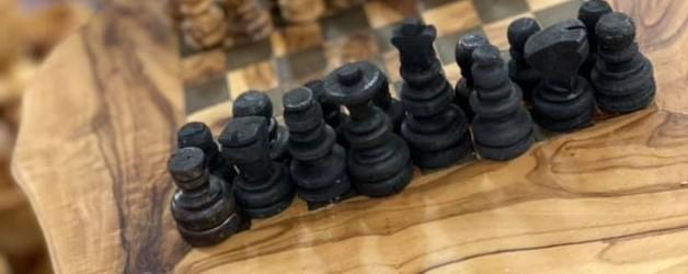 おしゃれなチェス盤