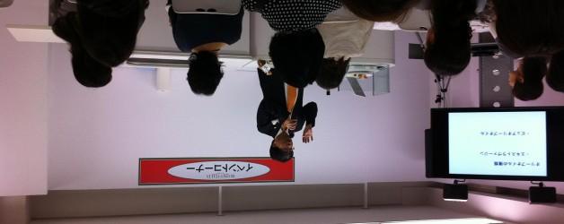 西武百貨店池袋本店・そごう横浜店にてオリーブオイルセミナーを行いました
