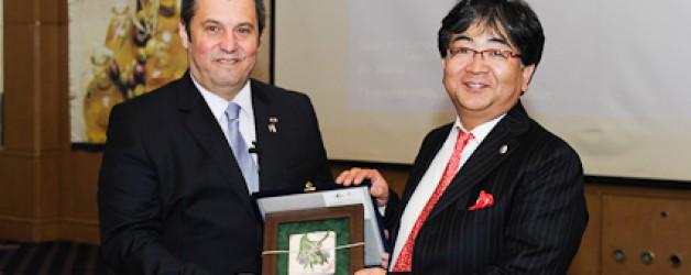 トルコ共和国及びトルコオリーブ協会の招聘によりオリーブ貿易使節団を実施しました