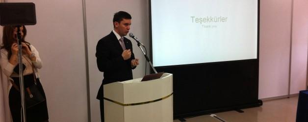 FOODEX2012にてトルコ・オリーブセミナーを実施しました。