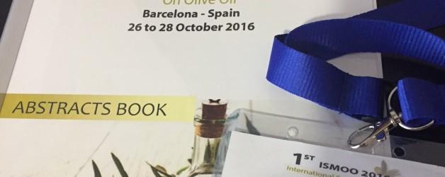 国際オリーブオイル学会(スペイン・バルセロナ市)にて多田理事長が基調講演を行いました